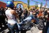 Concentración de Harley-Davidson en Fuengirola