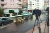 Dos escoltas, tiroteados en Castro Urdiales