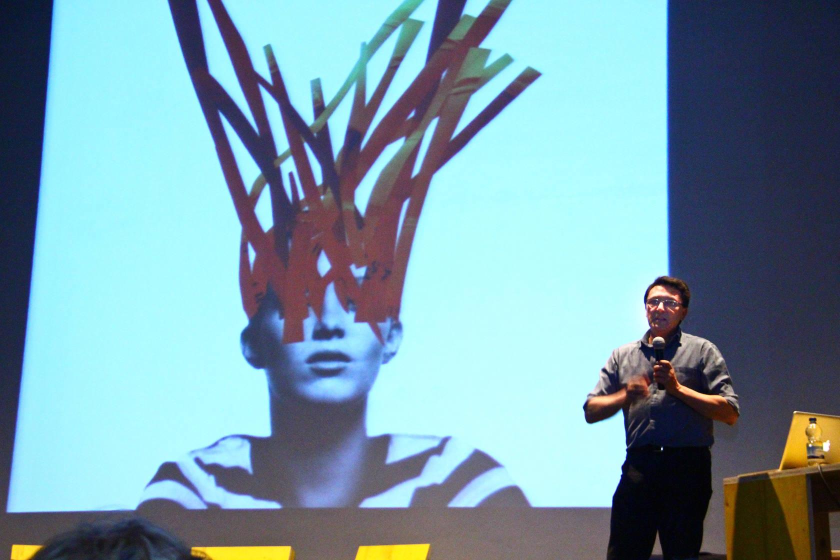 Exposición de diseño tipográfico en la Escuela de Arte San Telmo