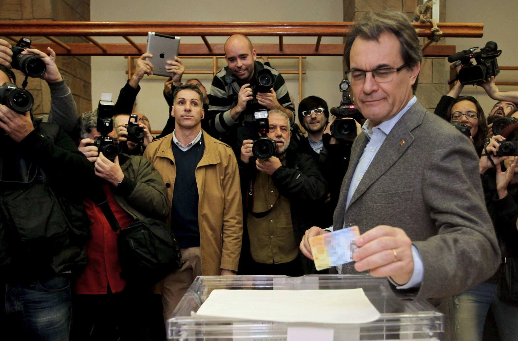 Cataluña se pronuncia sobre el desafío soberanista