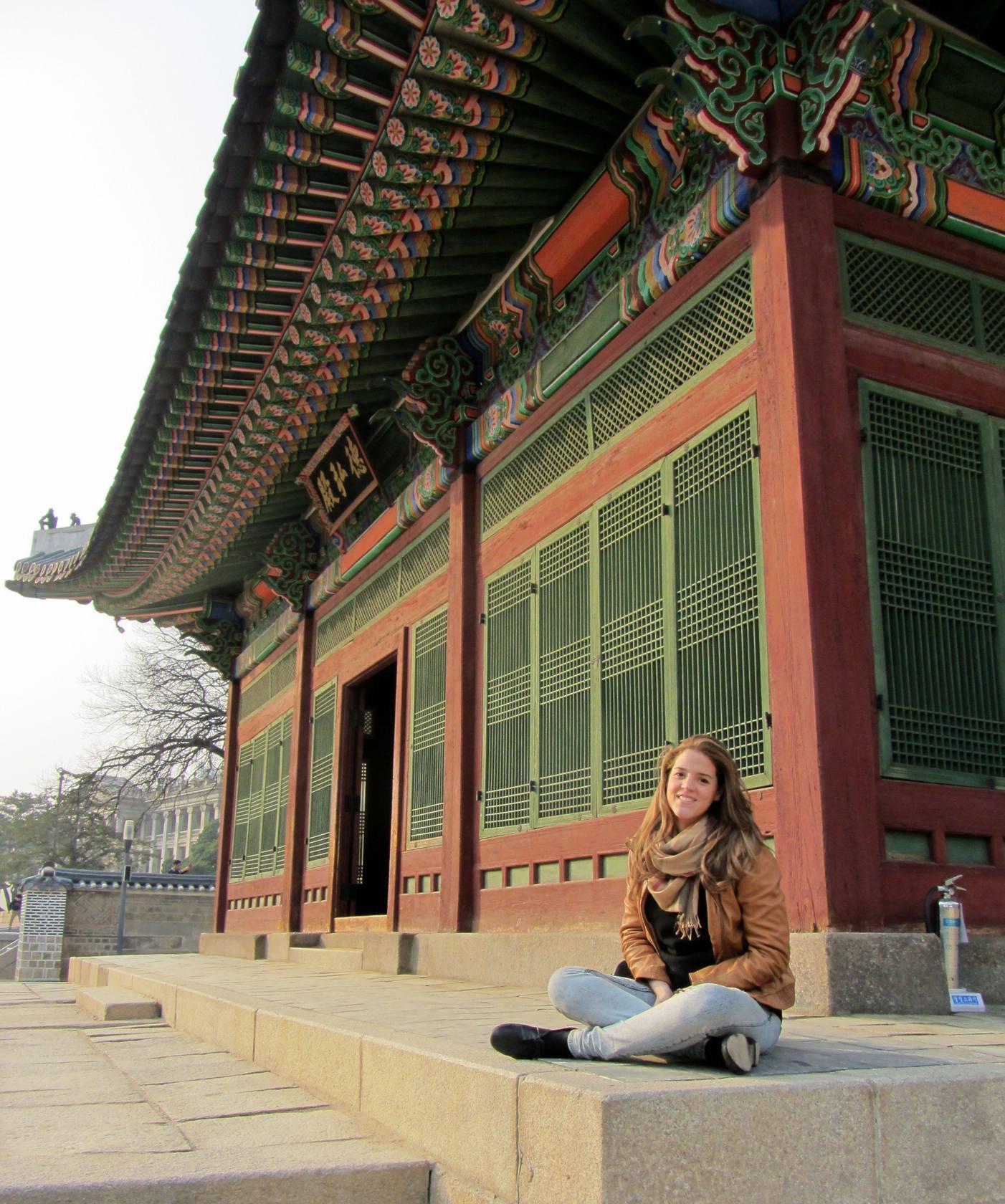 Malagueños por el mundo: Ana Mérida-Nicolich Zamorano: Corea del Sur