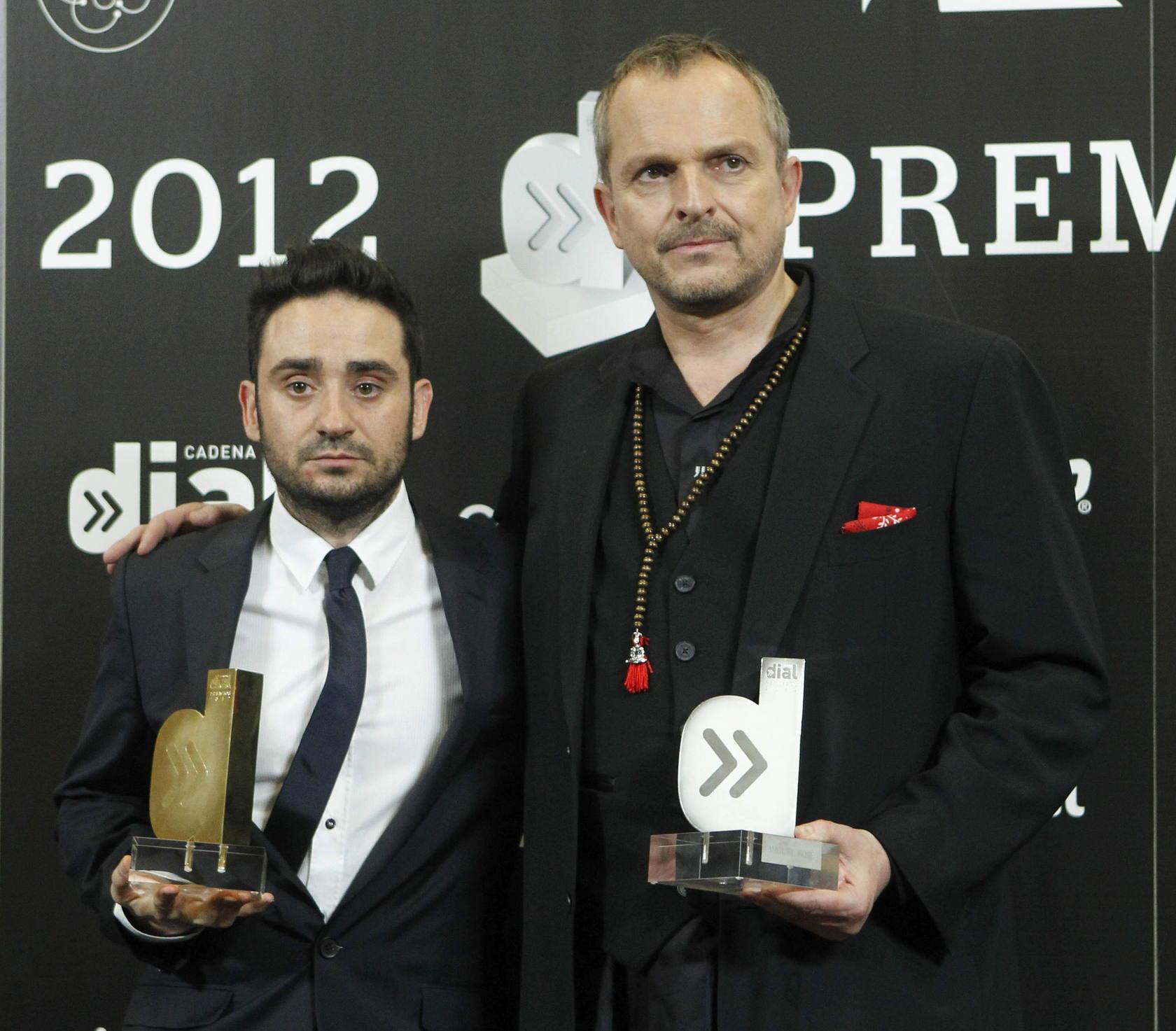 Las mejores imágenes de los Premios Dial 2013