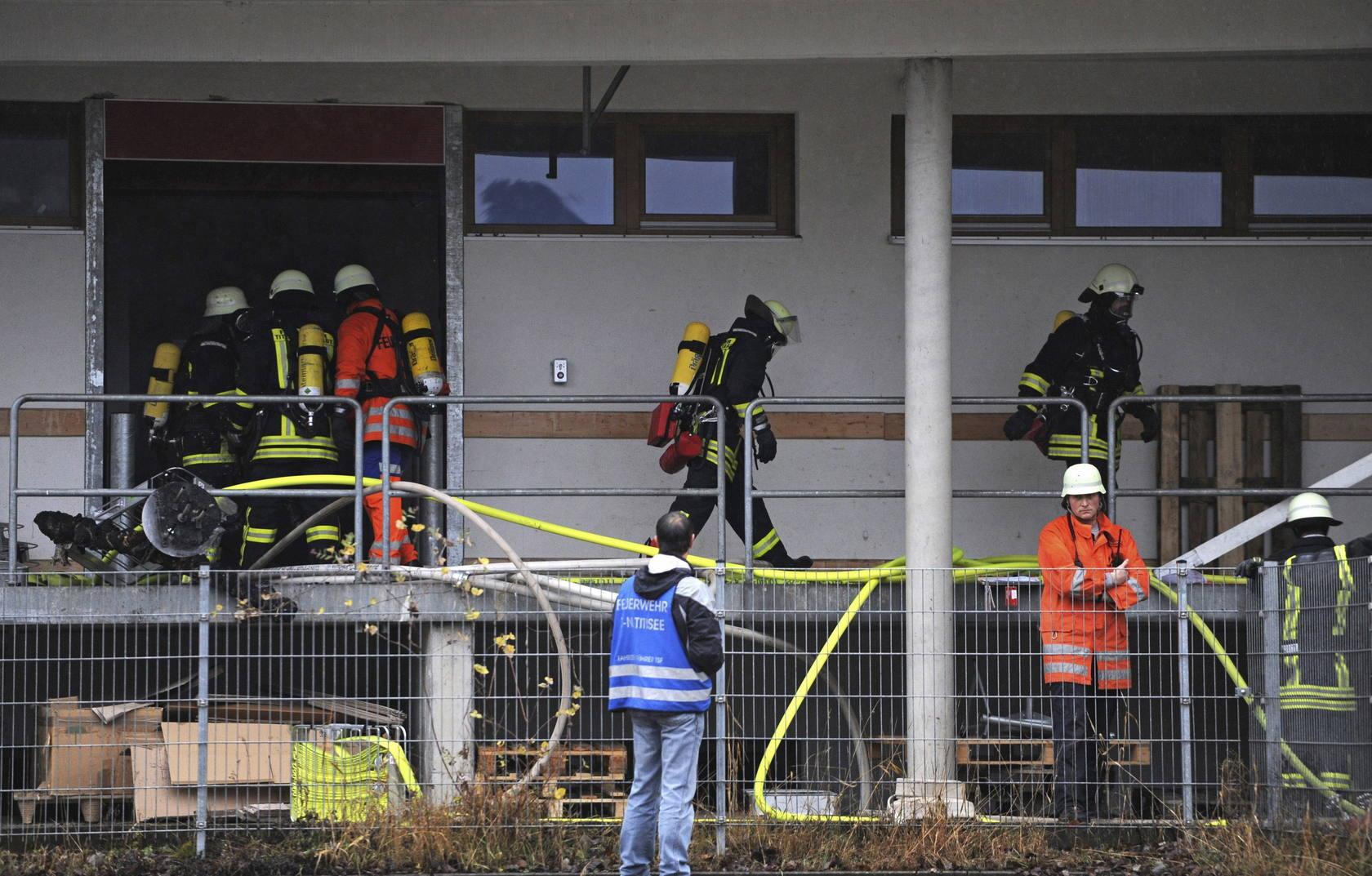 Incendio en Alemania con 14 muertos