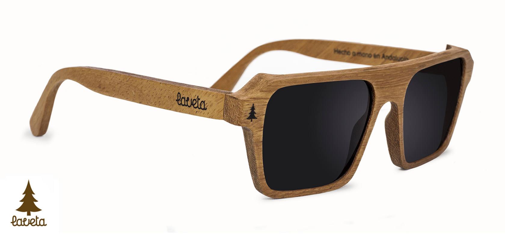 Laveta Eyewear: gafas de madera hechas a mano en Andalucía