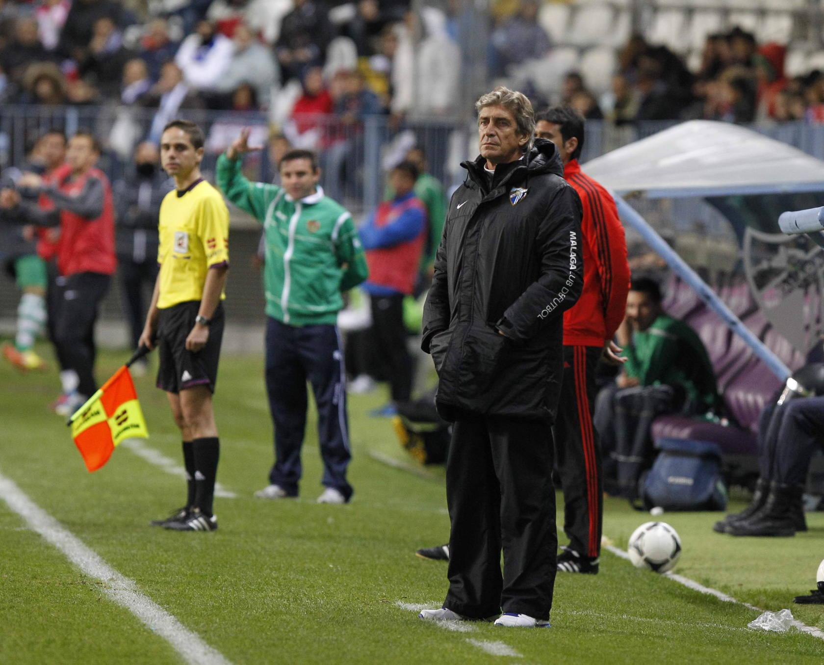 El Málaga se clasifica para octavos de la Copa pese a perder contra el Cacereño