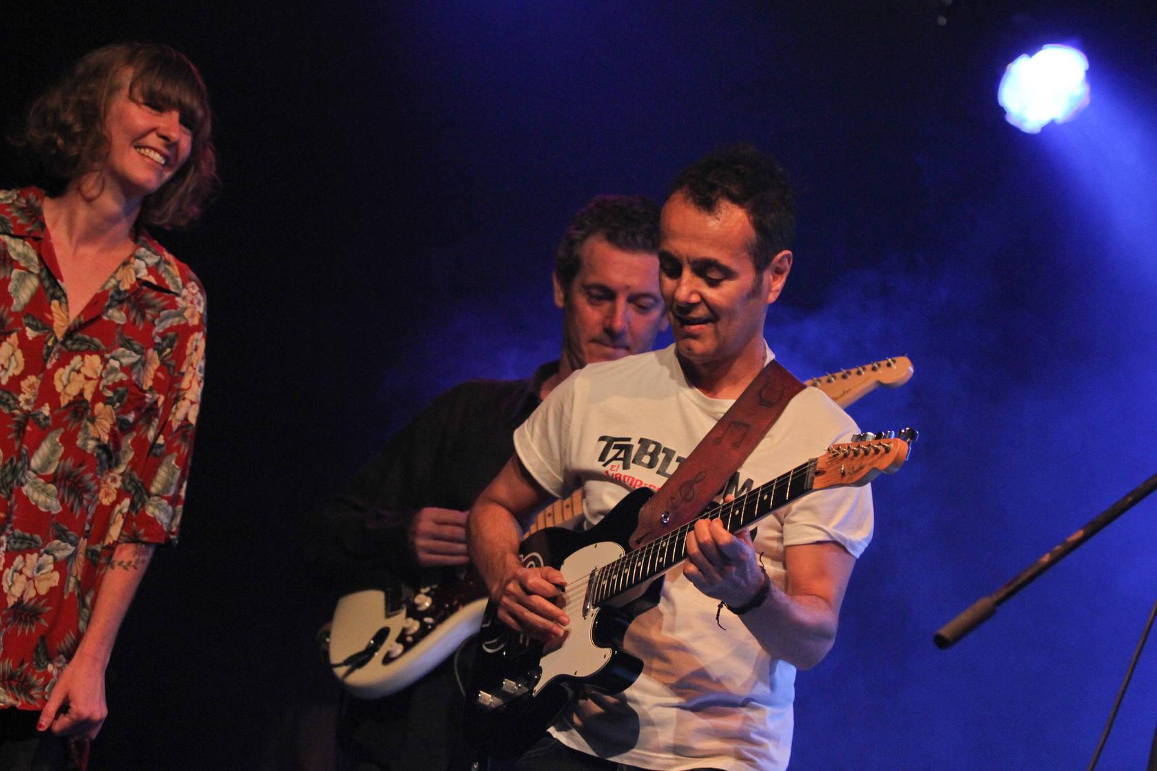 Concierto de Loquillo, Leiva y Ariel Rot en la Sala París 15