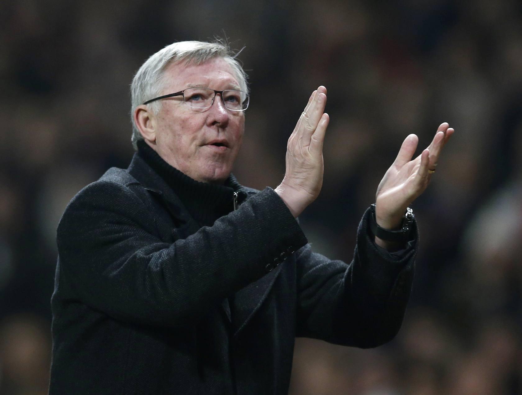Ferguson deja el Manchester United tras 26 años en el banquillo