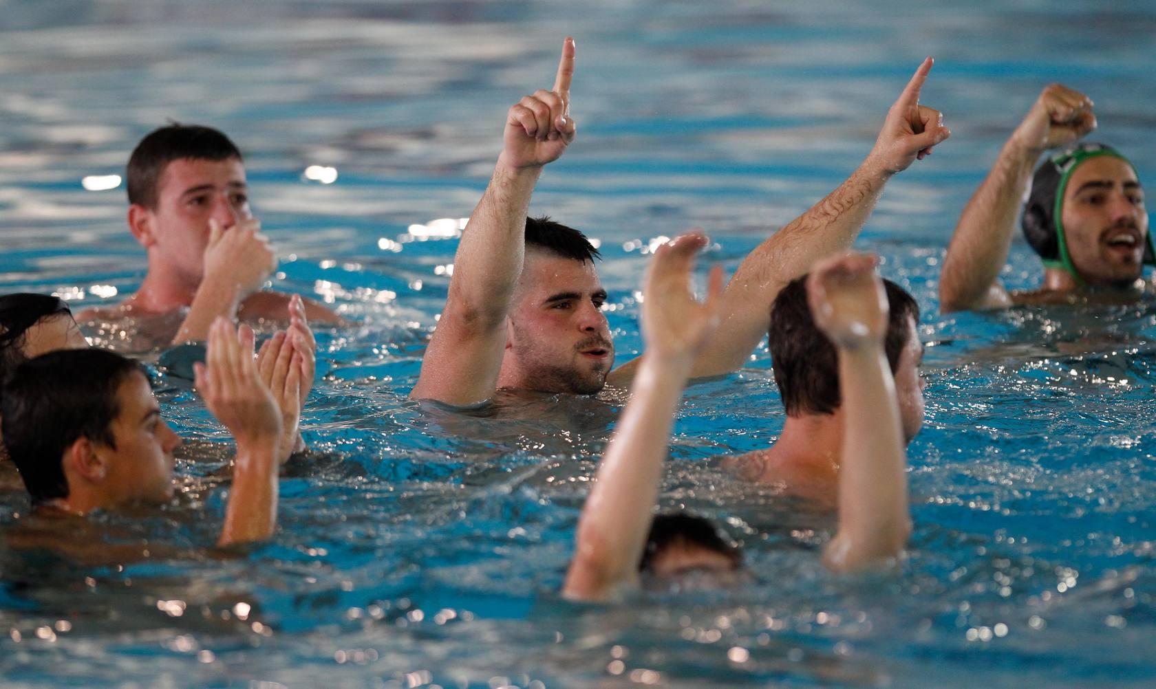 El Waterpolo Málaga asciende a la Segunda nacional