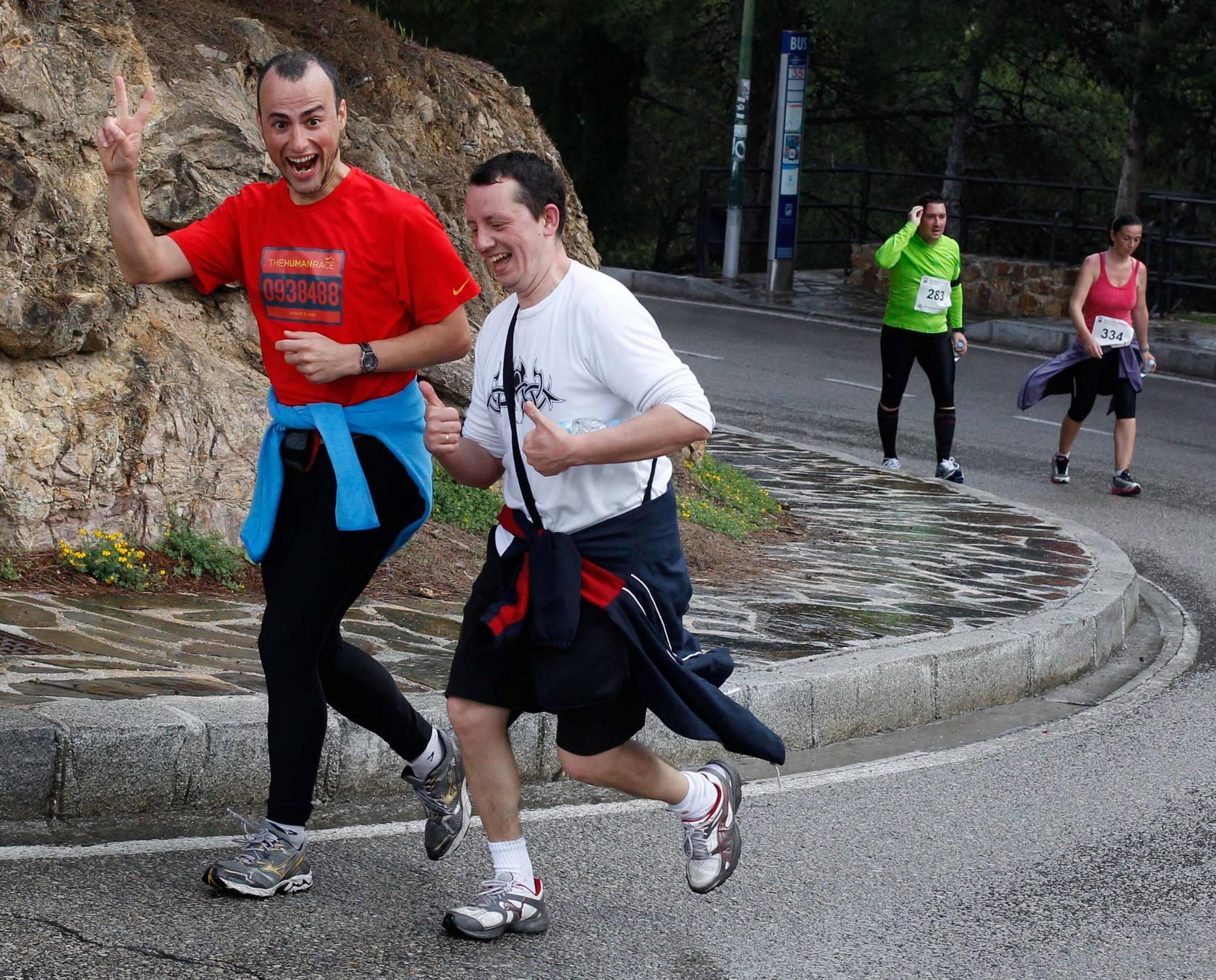 Fotos de la 36ª edición de la Minimaratón Peña El Bastón (IV)