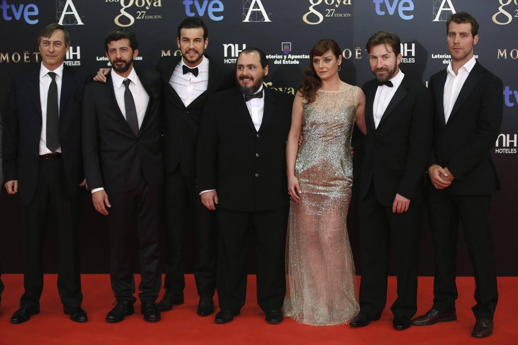 Premios Goya 2013: Joaquín Núñez, mejor actor revelación