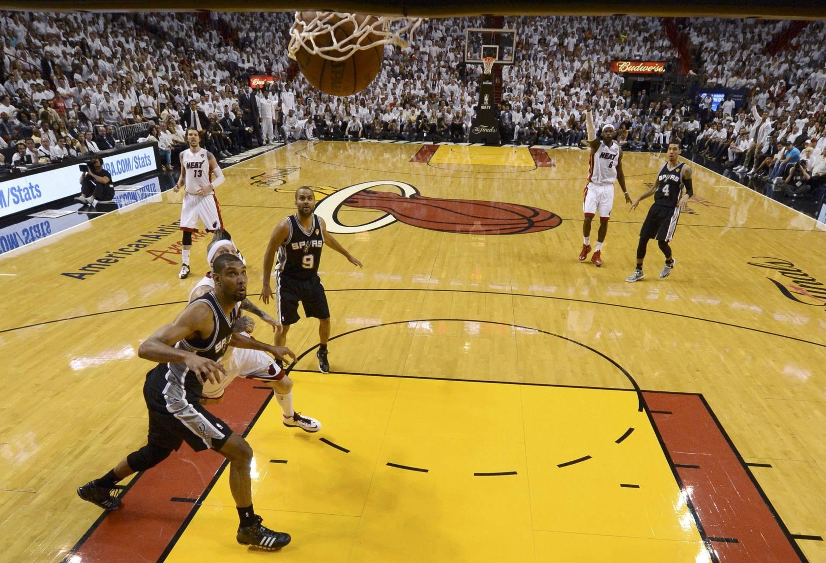 Los Heat consiguen su segundo anillo consecutivo