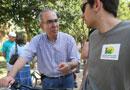 Último sábado de campaña electoral en Málaga (19/05/07)