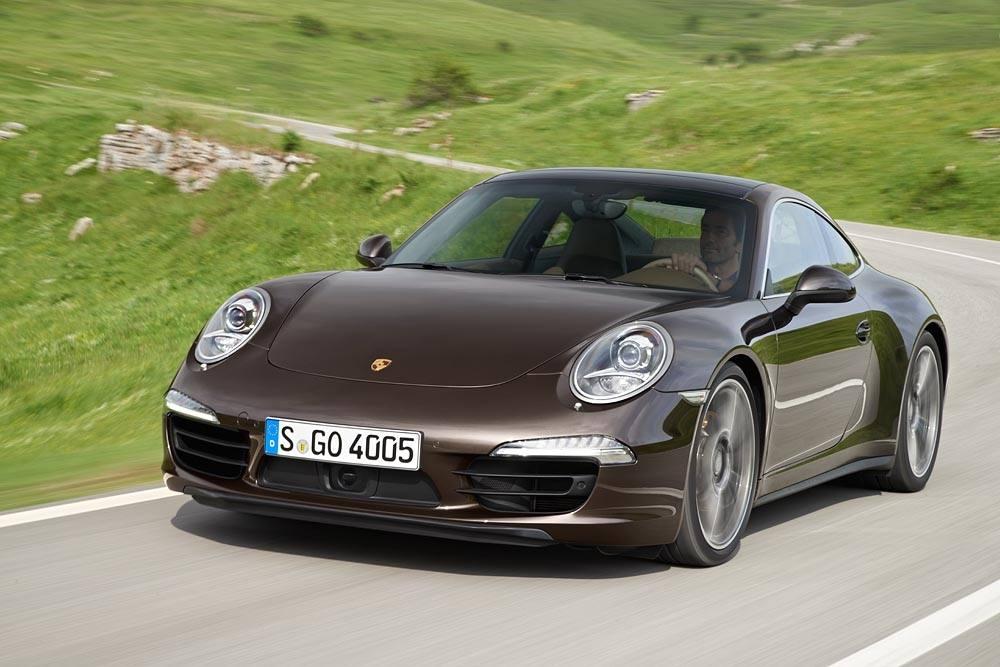 Nuevo Porsche 911 Carrera 4