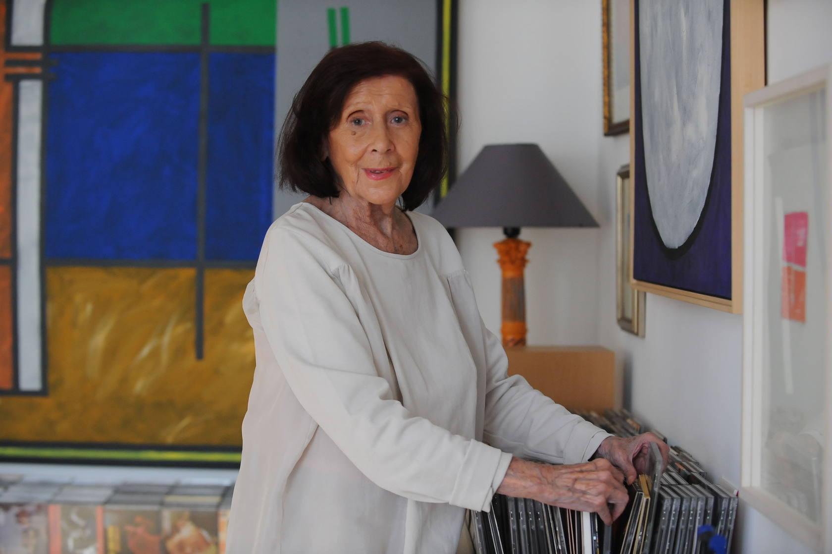 Muere la actriz Mariví Bilbao