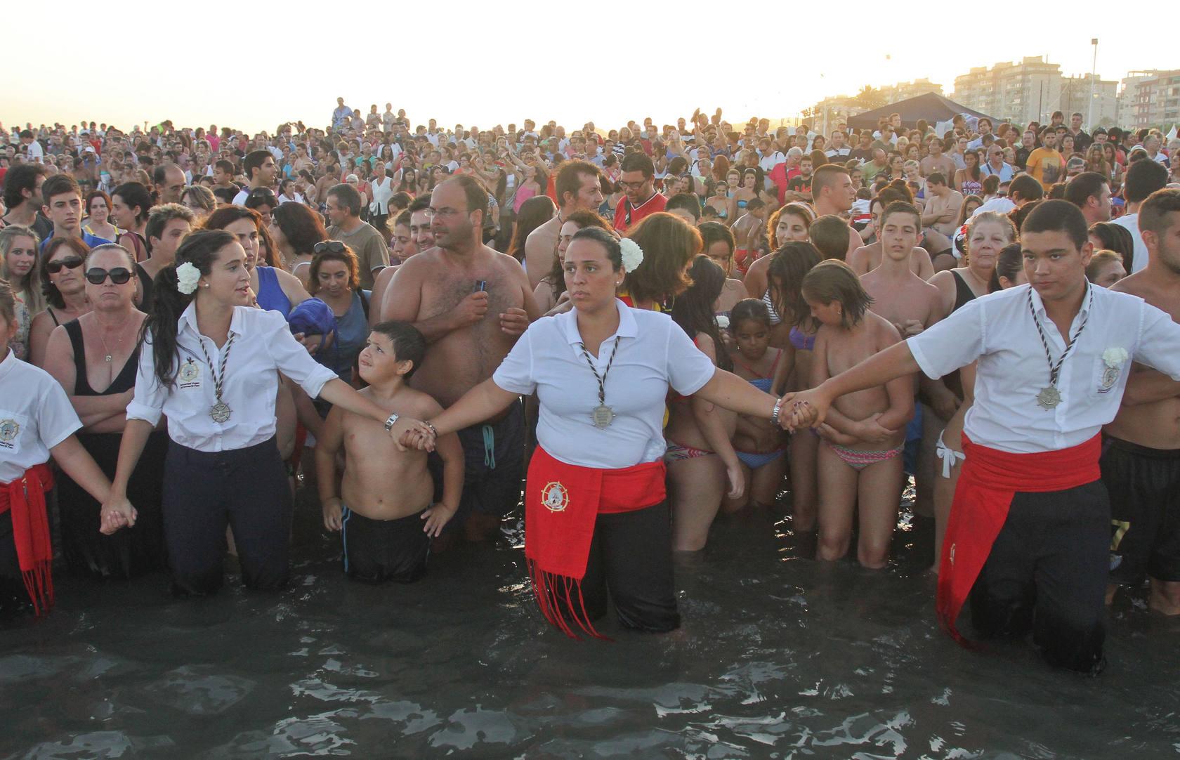 Comienzan los actos de celebración de la festividad de la Virgen del Carmen