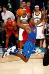 Concurso de mates y triples de la NBA