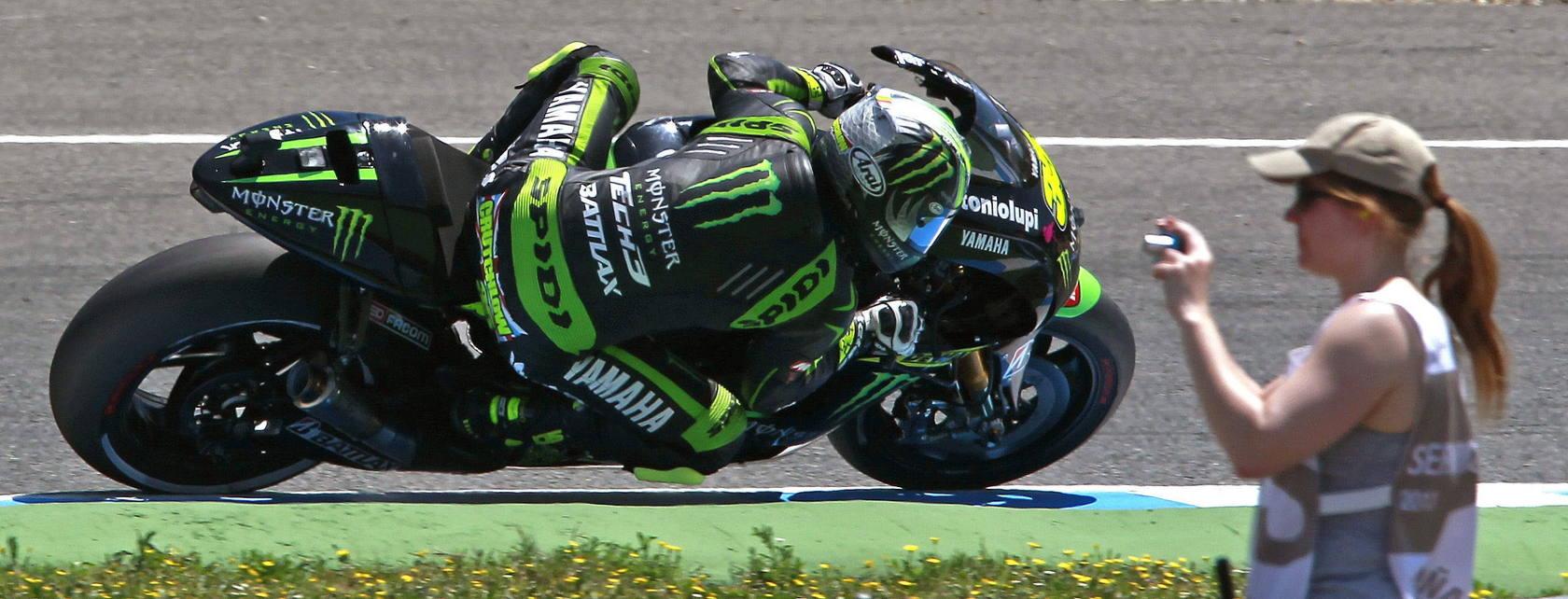 Dani Pedrosa gana el GP de España de MotoGP por delante de Márquez y Lorenzo